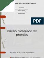 Diseño Hidraulico de Alcantarillas y Puentes