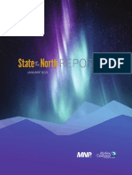 2018 State of the North Report - Northern Development Initiative Trust