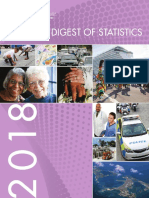 2018 Digest of Statistics Bermuda Jan 2019