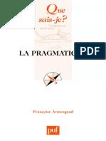 [Armengaud Françoise.] La Pragmatique(B-ok.xyz)