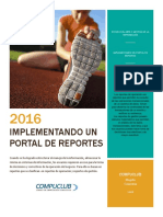 Implementación un Portal de Reportes