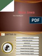Tugas TIK ( Materi Bahasa Jawa )