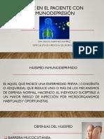 Fiebre en El Paciente Con Inmunodepresión