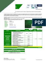 Presupuesto - Alvaro Torres - Chorrillos