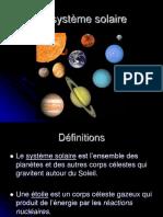 Le Systeme Solaire 2
