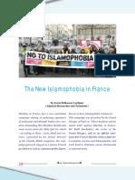The New Islamophobia in France - Jawzi Lardjane