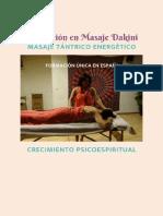 Formación en Masaje Dakini
