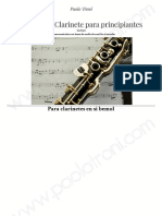 Metodo Clarinete