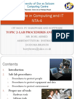 Topic 2-Safe Lab Procedures and Tool use - Copy.pdf