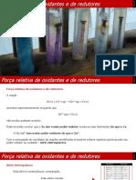 11ano Q 2 2 2 Forcarelativadeoxidanteseredutores