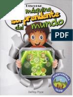 Club de Libros - La Maquina Mas Sorprendente - A.c.s.c.r.