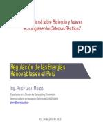 6 Regulacion RER Peru-P.leon