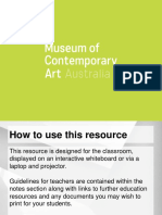 Creative Guide to Contemporary Art
