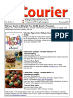 February 2019 Courier