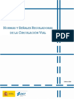 Manual I Normas y Senales 2018