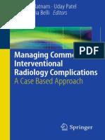 Managing Com Intervent Rad Complic 2014