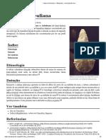 Paleolítico Inferior i (Early Stone Age i) - Cultura Acheulense