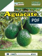 Catalogo Variedades de Aguacate 2017