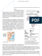 Vale Do Rift - África Oriental