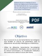 Ponencia 2. Analisis Hidrológico e Hidraúlico Rápido, En Cuencas Urbanas (1)