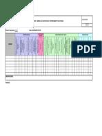 Matriz de Capacitacion Por Cargos y Areas