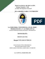 Monografia de Sustentacion de Vinosss