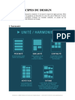Le Design en 6 Principes