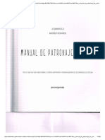 Manual de Patronaja de Moda