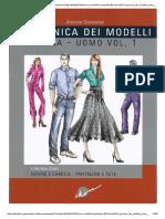 La Tecnica Dei Modelli Uomo - Donna Vol 1