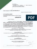 23.01 - Nota técnica MPs contrários ao PL 001/2019 do IHBDF