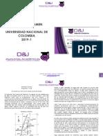 Simulacro Examen Unal Bogotá Colombia