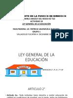 Resumen Ley General de La Educacion - Copia