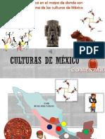 Culturas de Mexico