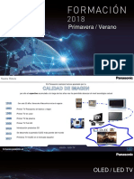Guía Panasonic TV y AV 2018