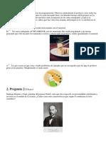 Cuestionario de Como Aprender