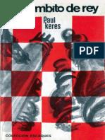 Keres Paul - El Gambito de Rey 1972-OCR 116p