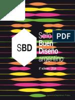 Sello Del Buen Diseño Argentino 8