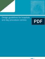 Design Guidelines for Hospitals