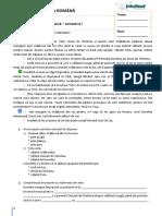 03 LLR Evaluare Sumativa Sem I INTUITEXT