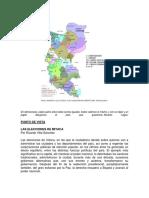 Las Elecciones de Mitaca en El Magdalena