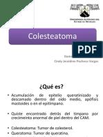 Colesteotoma