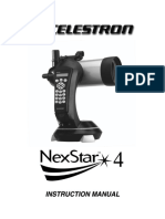 Manual Celestron Nextar 4