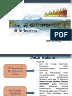 Jenjang Karir IPCN-seminar HIPPII Jawa Timur