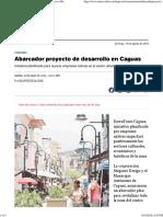 Abarcador Proyecto de Desarrollo en Caguas El Nuevo Día