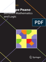2011 Book GiuseppePeanoBetweenMathematic