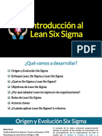 Introducción Lean Six Sigma