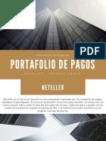 Portafolio de Pagos NETELLER