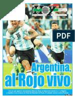 Diario Hoy La Plata 27-6-2018