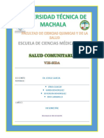Vih - Sida Salud Comunitaria