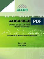 Alcor Micro AU6438 C12397